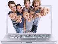 הייטק אינטרנט עסקים מחשב   סלולרי מקוון רשת חברתית היי טק  / צלם: פוטוס טו גו